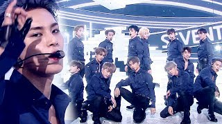SEVENTEEN - HIT [Music Bank Ep 991]