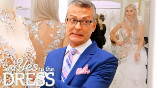 Bride Has Unlimited Budget For Her Royal Kentucky Wedding Dress | Say Yes To The Dress