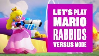 Let's play Mario Rabbids Versus Mode - Johnny VS The Strategy King