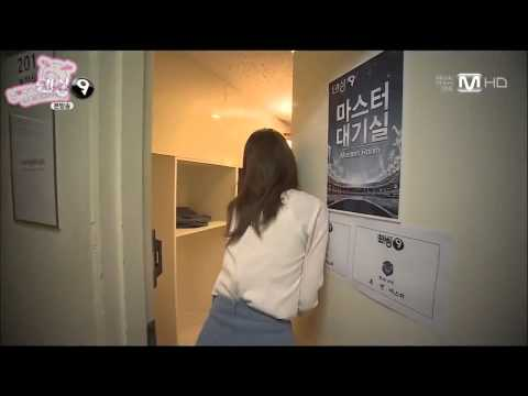 [Eng] Yoona Becomes Spy on Dancing 9