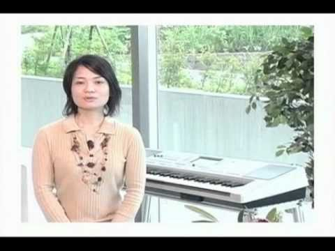 KORG PA 50 official japanese product introduction (part 1.)