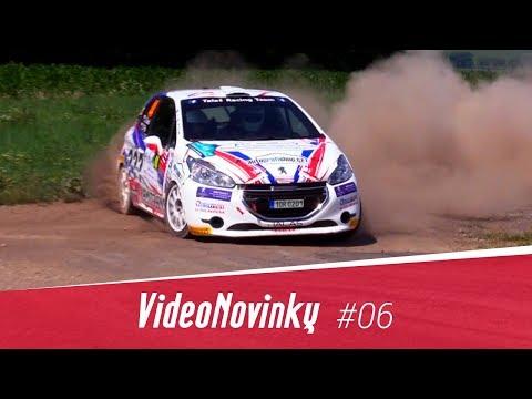 XIV. Agrotec Rally Hustopeče 2018 - 2WD