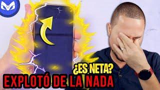iPhone 12 EXPLOTA Y APPLE NO HACE NADA!!!!!!!! REACION!!!