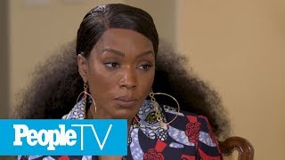 Angela Bassett Opens Up About Her Difficult Childhood & How Her Family Pulled Together | PeopleTV
