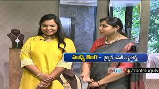 Amar Exports Director Sandhya, Jewellery By Nikitha: Best ..
