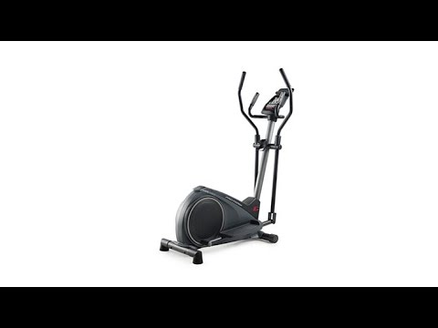 video Proform 225 Cse Elliptical Machine