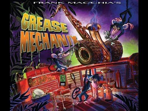 Buckin' Bronco - Frank Macchia - Grease Mechanix online metal music video by FRANK MACCHIA