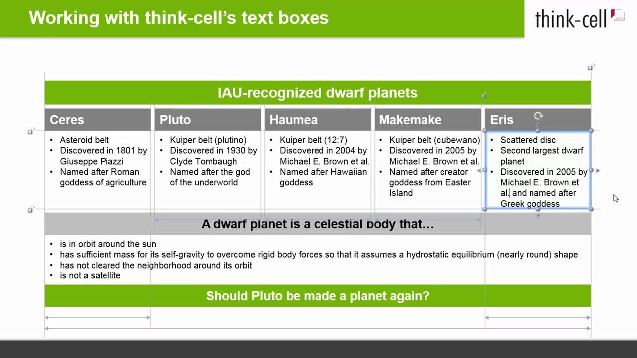 Cómo Crear Cuadros De Texto En Powerpoint Así Como Calcular