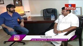 Talasani Srinivas Yadav Meets Hero Srikanth..