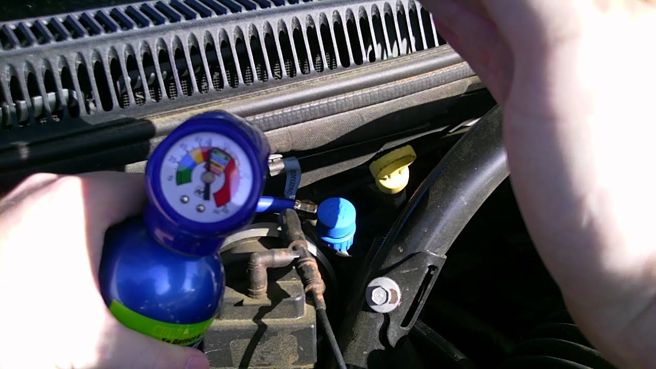 Diy Recharging The A C System In Your Jeep Youtube