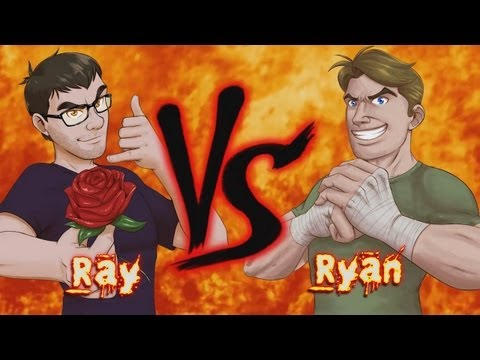 VS Episode 8 - Ray Vs Ryan - Smashpipe Games Video