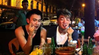 Mr. Dam & Duong Trieu Vu hat o quan nhau (Valentine Day)