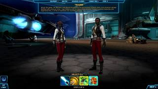 Let's Play - Star Wars: The Old Republic - Part 1 - A New Hope