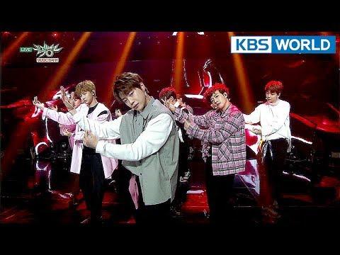 UNB - Feeling | 유앤비 - 감각 [Music Bank / 2018.04.20]