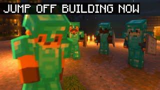 I Betray My Minecraft Server