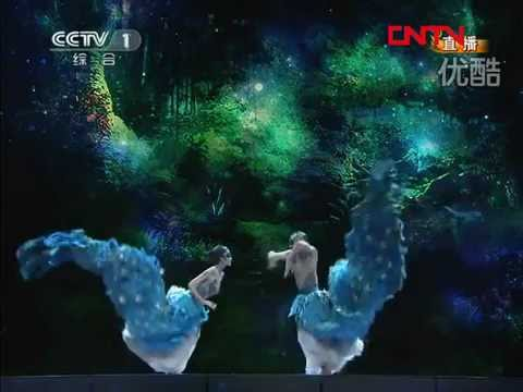楊麗萍空靈唯美孔雀舞Yang Liping Peacock Dance - Love of Peacock, Ethereal Aesthetic!