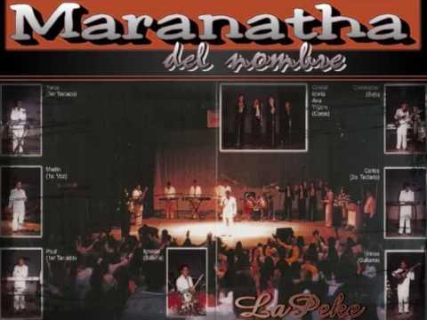 Maranatha del nombre