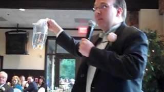 Opening joke for wedding toast