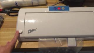 Instructional Product Review Of The Ziploc Vacuum Sealer V200 Series
