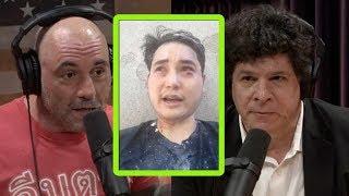 Eric Weinstein on Antifa and Andy Ngo   Joe Rogan