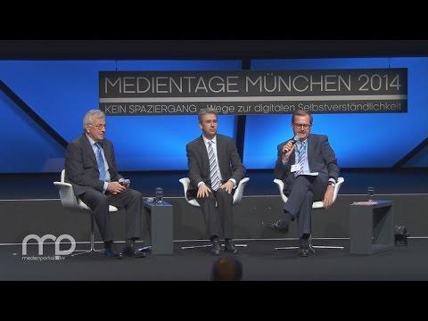 Diskussion: Medienpolitik und Wettbewerb - Das Bundeskartellamt