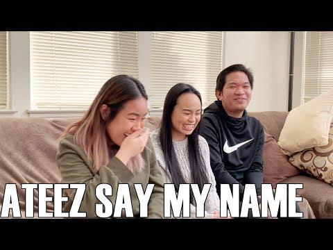 ATEEZ (에이티즈) - Say my Name (Reaction Video)