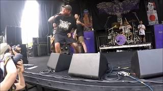 The Acacia Strain - Bitter Pill // Warped Tour 2017, Columbia, Maryland