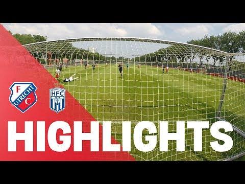 HIGHLIGHTS | FC Utrecht - Koninklijke HFC