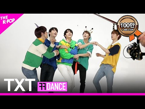 TXT, ㅋㅋ DANCE(KK DANCE)- Chapter 1 [THE SHOW 190319]