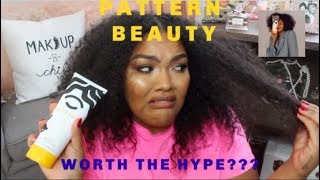 PATTERN BEAUTY BY TRACEE ELLIS ROSS    FIRST IMPRESSIONS & REVIEW!!
