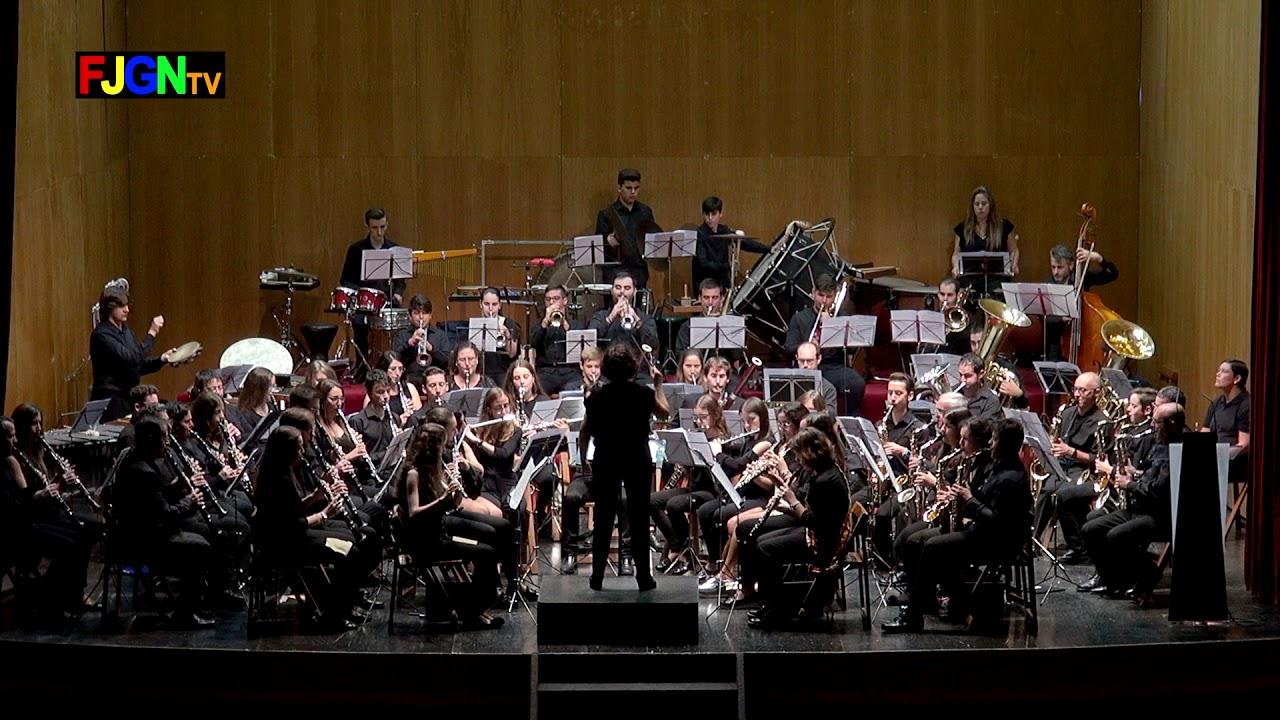 Concierto Agrupació Filharmònica Borrianenca - Banda Artística Nulense - Teatre Alcazar - Nules (29-10-2017)