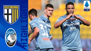 Parma 2-5 Atalanta   Luis Muriel Bags Brace In 7 Goal Thriller!   Serie A TIM