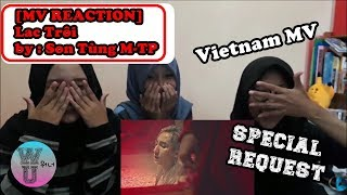[MV Reaction - Special Request] Lac Trôi - Son Tùng M-TP (First time to React VPOP MV) [ENG SUB]