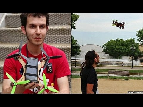 Build and fly your own drone
