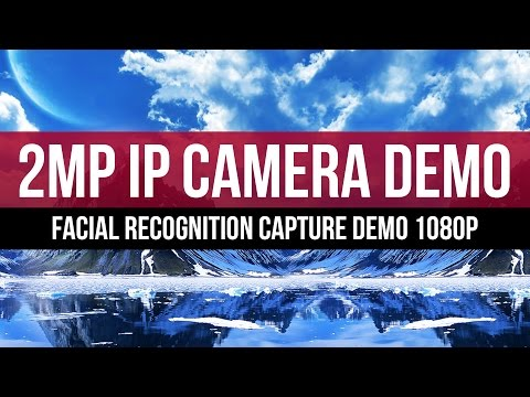 2MP IP Facial Capture 1080P