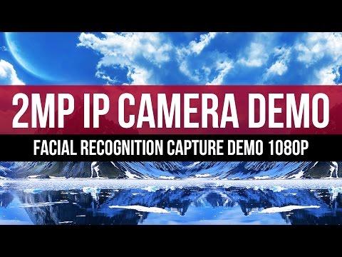2MP IP Facial Capture 1080P