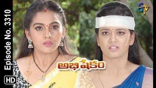 Abhishekam | 24th August 2019  | Full Episode No 3310 | ETV Telugu