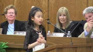 Davis School District Dr. Martin Luther King, Jr. speech contest winner