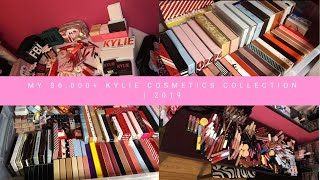 My $6,000+ Kylie Cosmetics Collection | 2019 😱💄