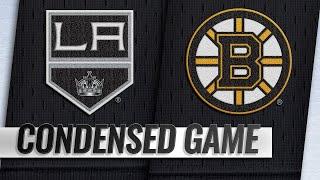 02/09/19 Condensed Game: Kings @ Bruins