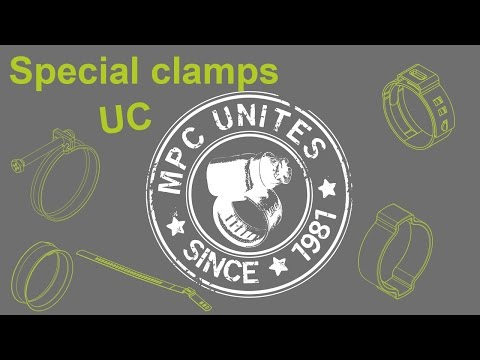 Special clamp - MPC UC