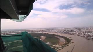 ROOF TOP VIETCOMBANK TOWER 200m