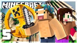 BATHING IN LAVA!? | HUNGER GAMES MINECRAFT w/ STACYPLAYS! | SEASON 2 EP 5