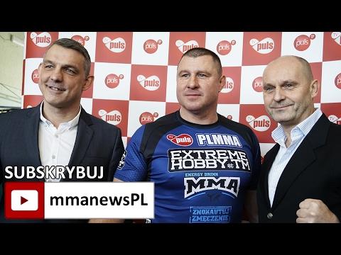 """Mirosław Okniński o TV Puls: """"PLMMA w każdym domu w Polsce"""""""