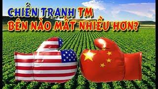 Chiến tranh thương mại Mỹ Trung bên nào sẽ thiệt hại nhiều hơn?