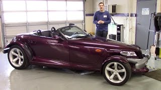 Here's Why the Plymouth Prowler Is the Weirdest Car of the 1990s