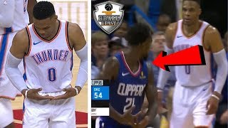 "NBA ""That Was Gangsta"" Moments Part 6"