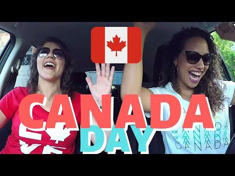 CANADÁ, O PAÍS MAIS EDUCADO DO MUNDO - CANADA DAY | Fer & Van