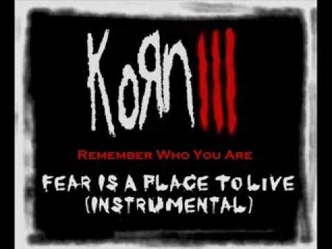03 KoRn - Fear Is A Place To Live (Instrumental)
