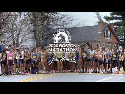 Video: 2020 Boston Marathon Elite Team